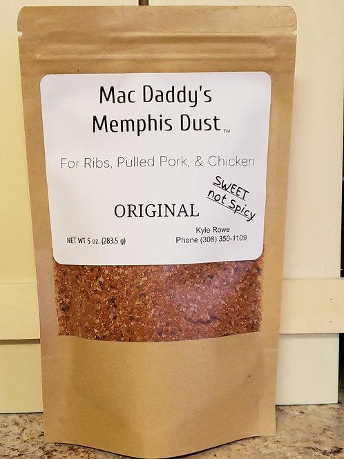 Memphis Dust-Original