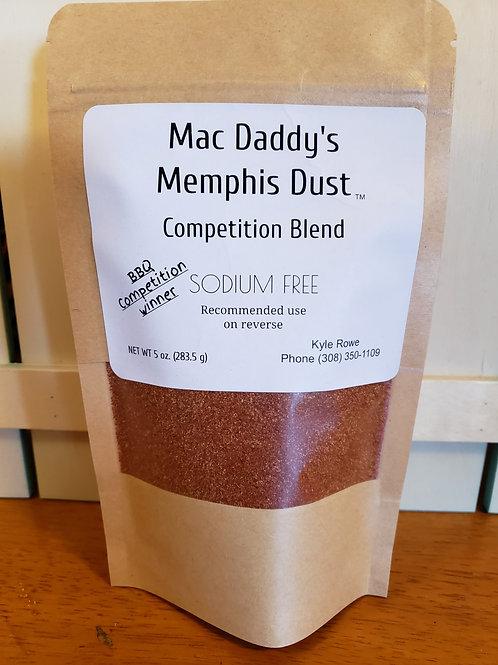 Competition Blend Memphis Dust- Sodium Free