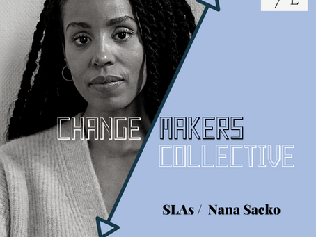 Change Makers Collective w/ Nana Sacko: transforming pre-loved fashion with natural dyes