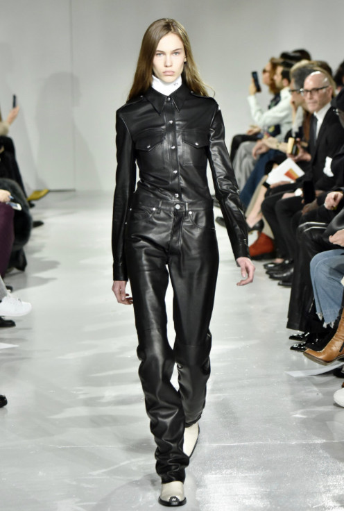 Our favorite all black runway selections