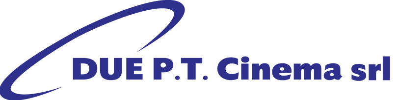 logo DUE P.T. Cinema