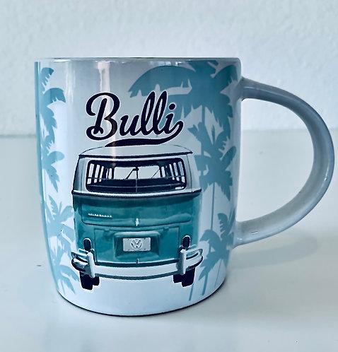 VW Bulli Tasse, stabiler Keramik, 0,33 l