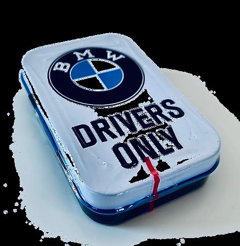 BMW - Drivers only - Pillendose XL