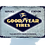 Thumbnail: Good Year Tires Vorratsdose, flach, 2,5 l