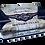Thumbnail: Harley Davidson Vorratsdose, flach, 2,5 l