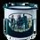 Thumbnail: John Deere Emaille Becher, 360 ml