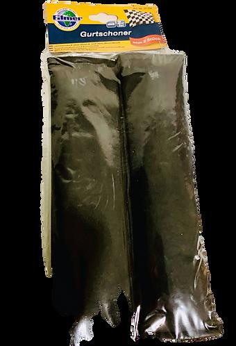 Gurtpolster schwarz 1 Paar