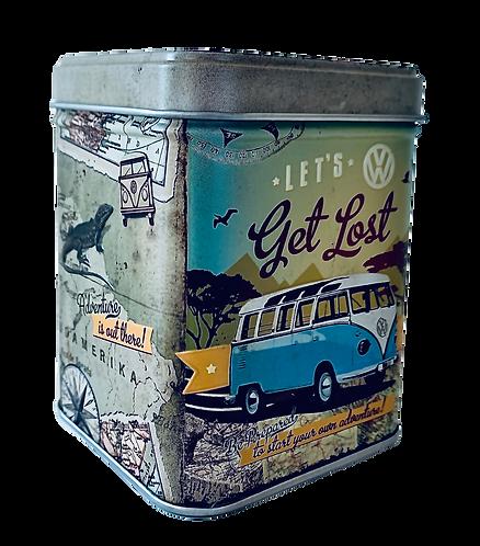 VW Bus Teedose