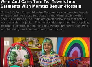 My Sustainable Fashion video for Huffpost