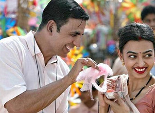 Film Review: Padman. A movie about sanitary towels can only be a good thing...
