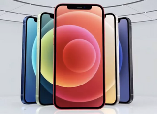 The New iPhone 12 & iPhone 12 Pro Colours