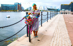 colourful bicycle