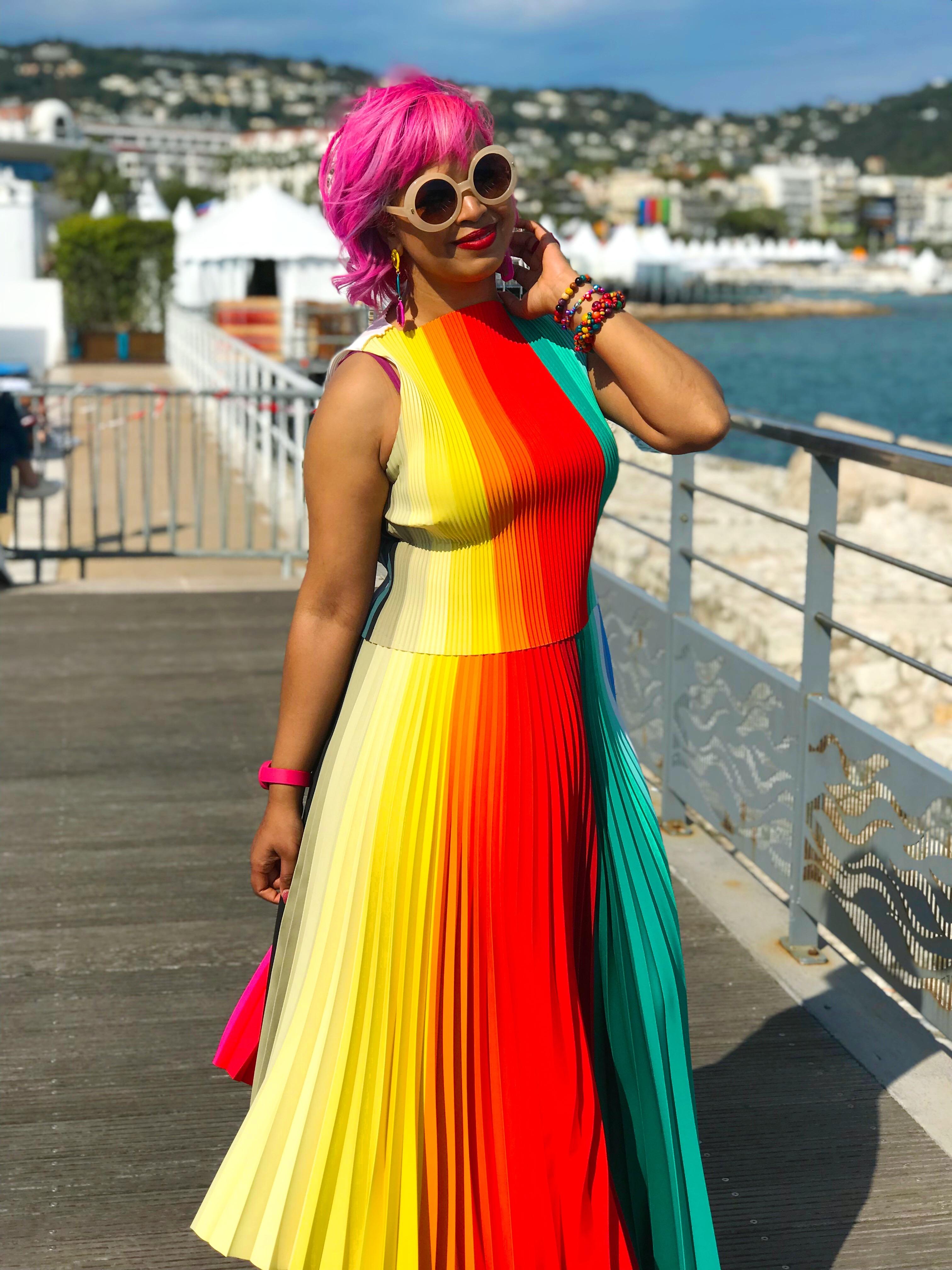 Momtaz-rainbowdress