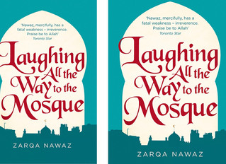 Book review & interview: Zarqa Nawaz - Laughing All The Way To The Mosque