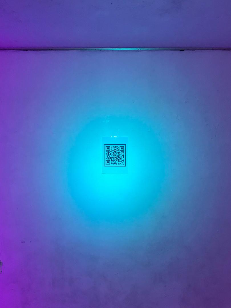 #0 Paper, LED light