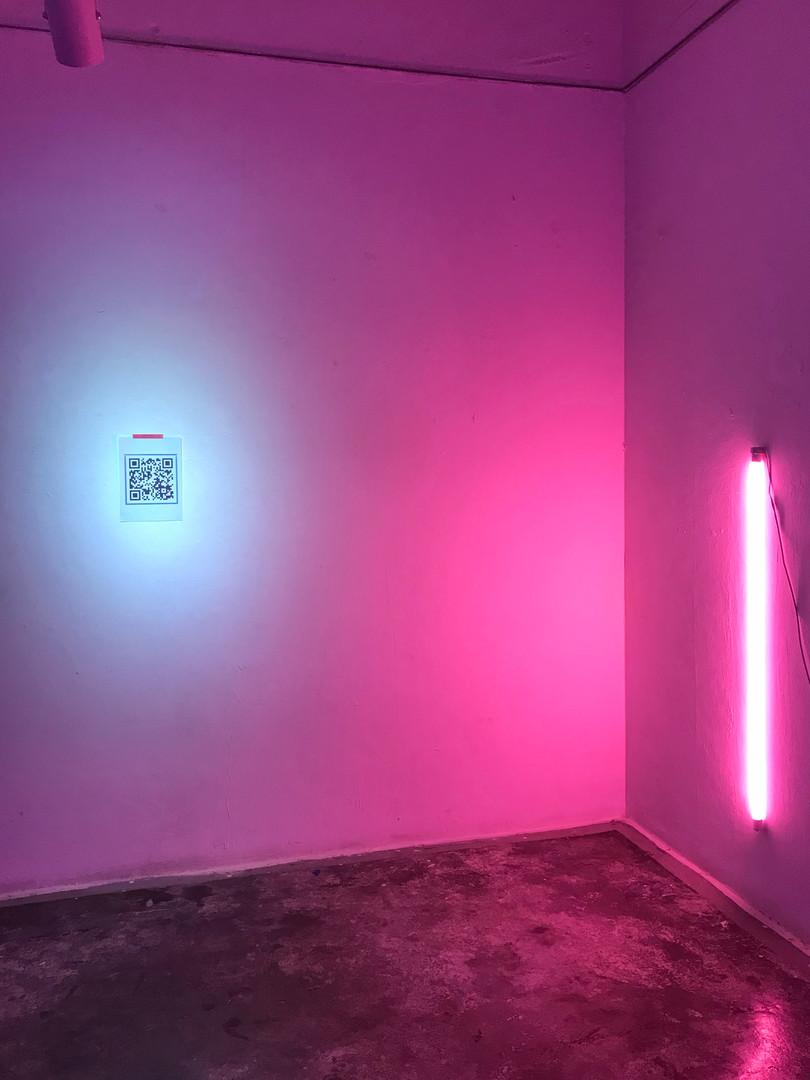 P1 Paper, LED light