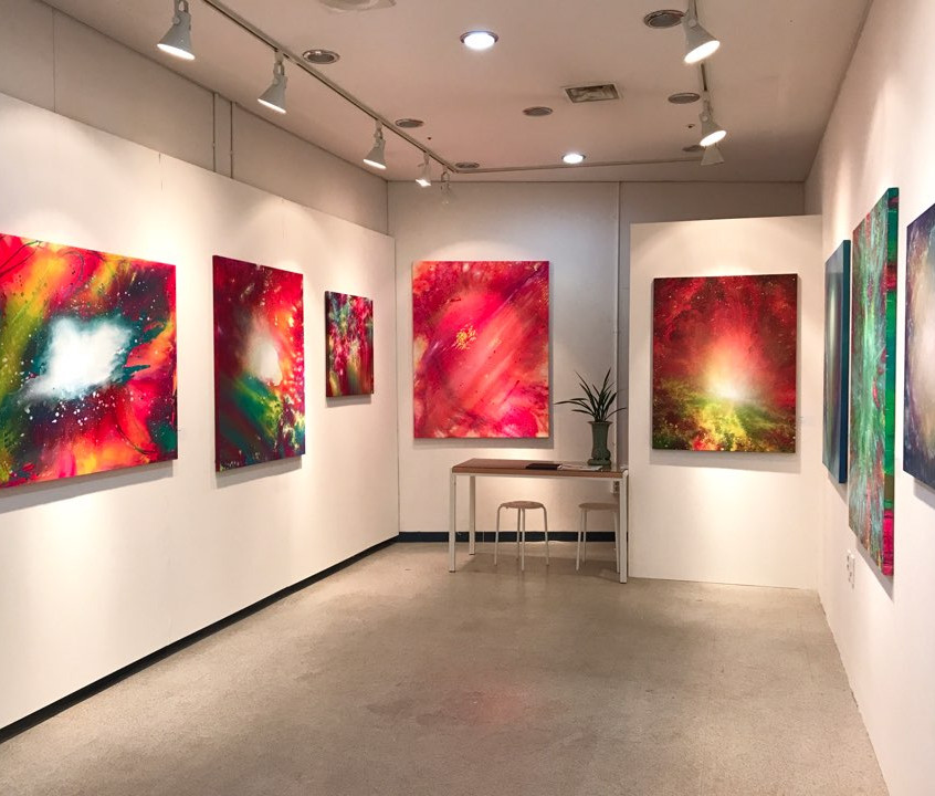 Solo Exhibition 2017