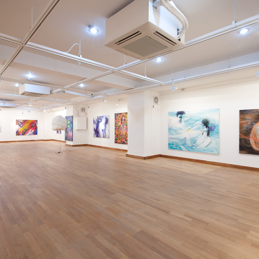 Solo Exhibition 2013