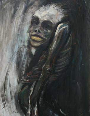 Dead Body Self-portrait
