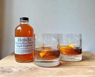 Hojicha Old Fashioned