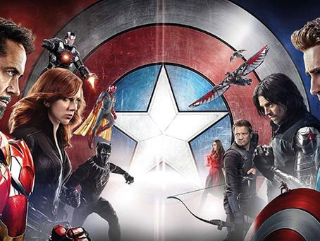 RESENHA: Capitão América - Guerra Civil