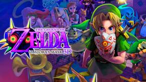 RESENHA: The Legend of Zelda – Majora's Mask (N64, 3DS)