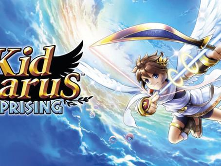RESENHA: Kid Icarus Uprising (3DS)