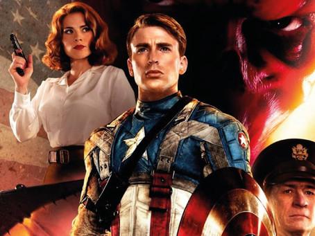 RESENHA: Capitão América - O Primeiro Vingador