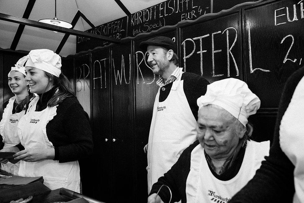 Wurstkuchl Weihnachtsmarkt