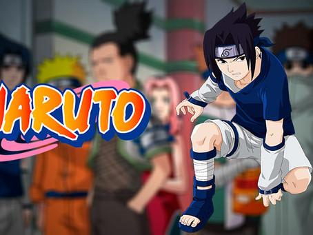 RESENHA: Naruto – O Exame Chunin