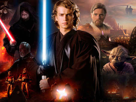 RESENHA: Star Wars – Episódio III: A Vingança dos Sith