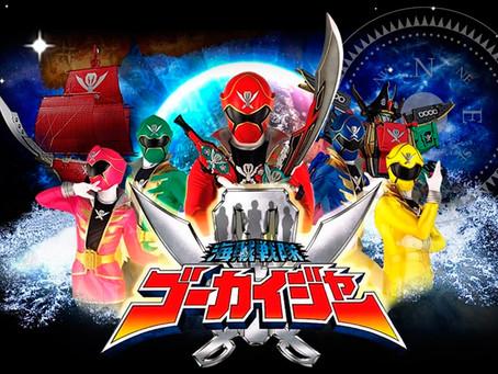 RESENHA: Kaizoku Sentai Gokaiger