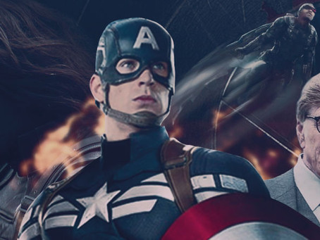 RESENHA: Capitão América – O Soldado Invernal