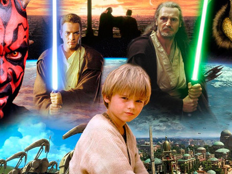 RESENHA: Star Wars – Episódio I: A Ameaça Fantasma