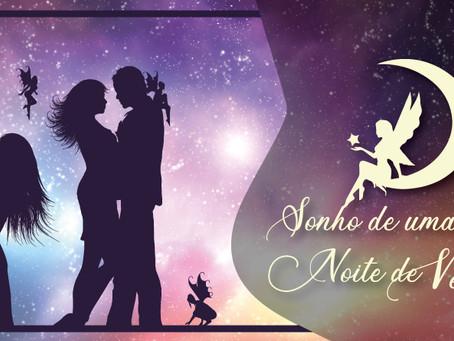"""Alma Dançante apresentará """"Sonho de Uma Noite de Verão"""" com a Techniatto no dia 4 de novembro"""