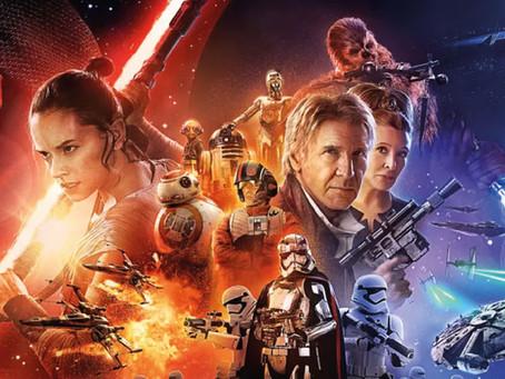RESENHA: Star Wars – Episódio VII: O Despertar da Força