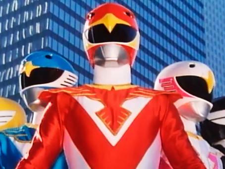 RESENHA: Choujin Sentai Jetman