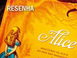 Resenha de Alice no País das Maravilhas