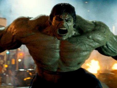 RESENHA: : O Incrível Hulk (2008)