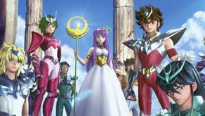 RESENHA: Os Cavaleiros do Zodíaco da Netflix