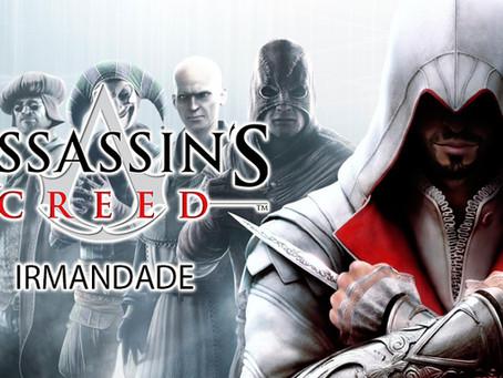 RESENHA: Assasin's Creed - Irmandade, livro
