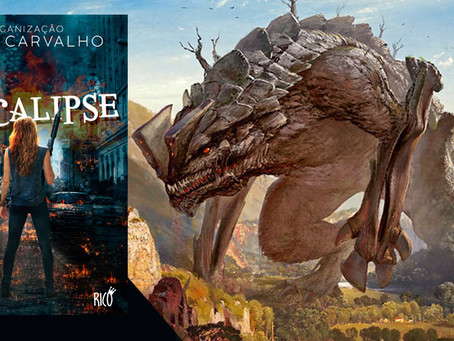 Domo do Gigante | Como foi a criação do conto escrito por mim que está concorrendo a um livro solo!