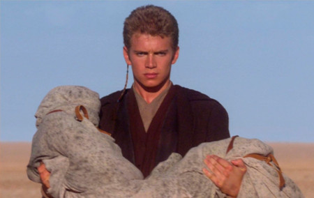 O jovem Anakin Skywalker precisa conviver com a dor da perda mesmo antes de se tornar um Jedi.