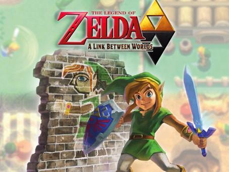 RESENHA: The Legend of Zelda - A Link a Between Worlds (3DS)