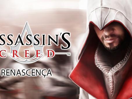 RESENHA: Assassin's Creed - Renascença, livro