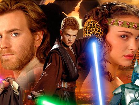 RESENHA: Star Wars – Episódio II: O Ataque dos Clones