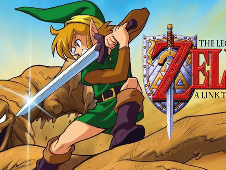 RESENHA: The Legend of Zelda - A Link to the Past (SNES, GBA)