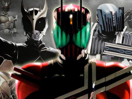 RESENHA: Kamen Rider Decade