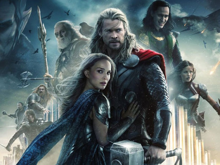 RESENHA: Thor – O Mundo Sombrio