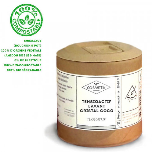 Tensioactif lavant - cristal coco